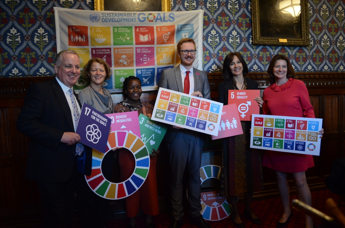 A high-level panel launched the report in Westminster