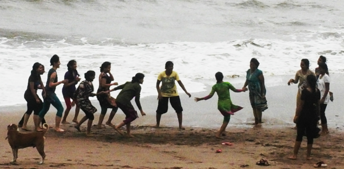Parivartan for Girls kabaddi