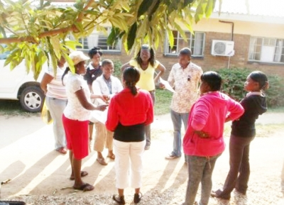 Swa Koteka: Cash transfers to tackle HIV among adolescents