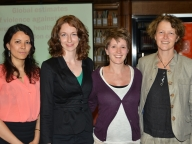 Lorraine Bachus, Karen Devries, Jennifer Child, Charlotte Watts - researchers