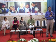 Dr H B Chandrashekhar of Sarva Shiksha Abhiyan, Karnataka makes policy recommendations on girls' education