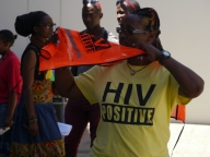 HIV Positive T shirt