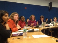 Presentations from LSHTM and Raising Voices