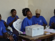 A microfinance group at Tazama Project expands members' livelihood options.