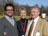 Javier Guillot, Francesca Moneti, Gerry Mackie (UCSD)