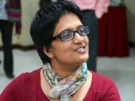 Priya Pillai - Lead - Research Uptake, STRIVE projects, KHPT