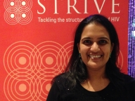 Priya Pillai of KHPT and Knowledge into Action team