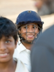 Boys from every social group love cricket