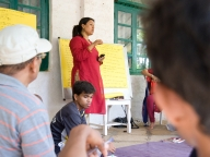 Parivartan coaches find their own attitudes transforming through gender training