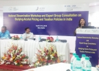 Priti Prabhughate at alcohol and violence meeting in New Delhi