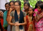 Samata celebrates International Day of the Girl Child 2013